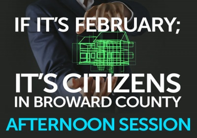 Afternoon Citizens ACP Session - Agent Recertification
