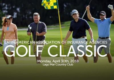 2018 BLAAIA Golf Classic