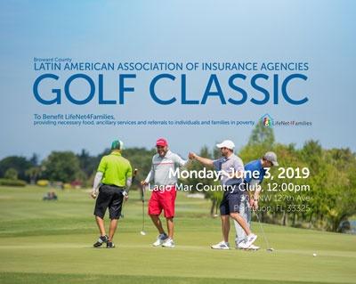 2019 BLAAIA Golf Classic