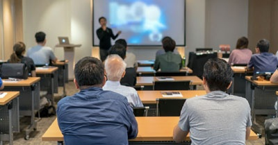 It's Class Time! | Disaster Preparedness and Business Continuity