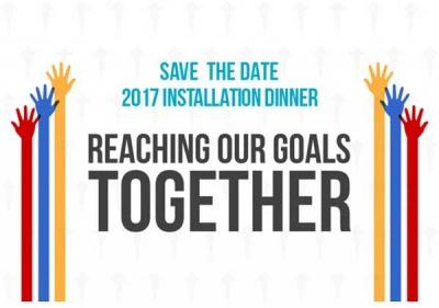 2017 Installation Dinner